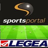 Sports Portal - Legea Website